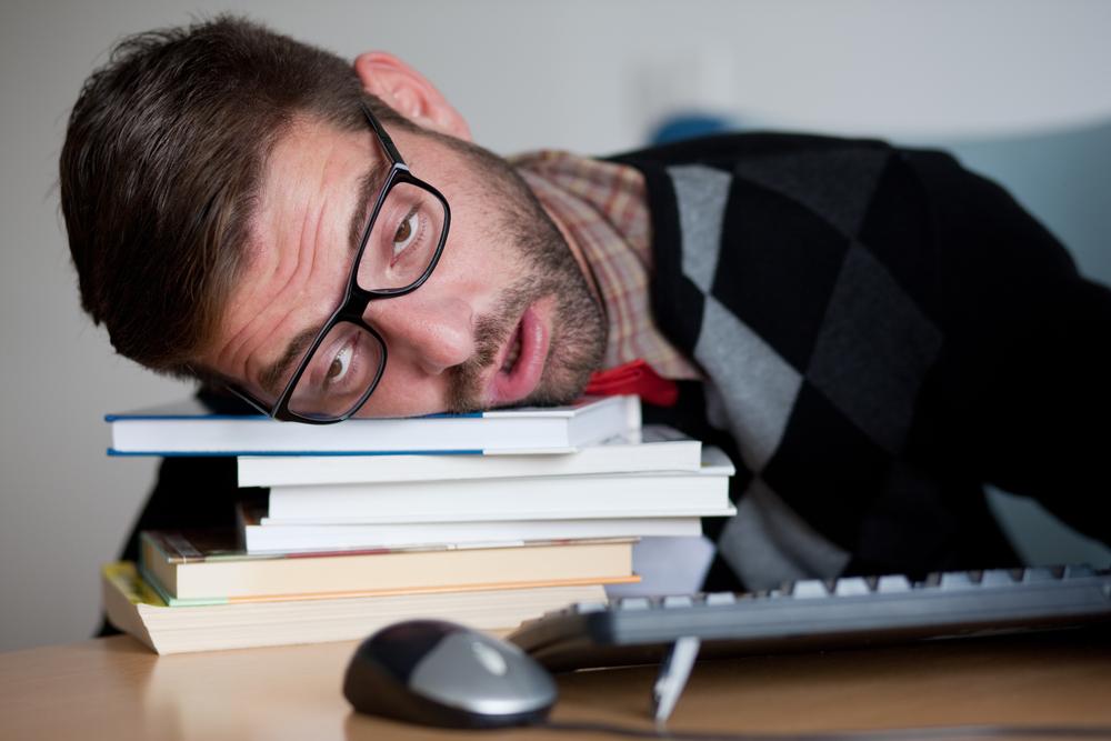 estudiar sin dormir