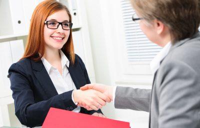 El protocolo en una entrevista de trabajo