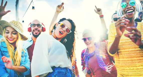 Guía de supervivencia para festivales