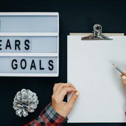 Propósitos de año nuevo: cómo conseguir que se cumplan