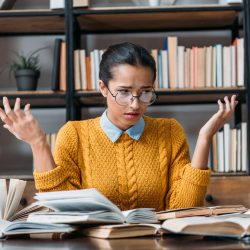 No presentarse a un examen no es importante, pero elige bien