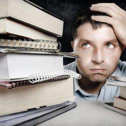 ¿Demasiado temario de examen? Te explicamos qué hacer