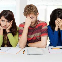 7 cosas que no sabes que haces mal al preparar los exámenes